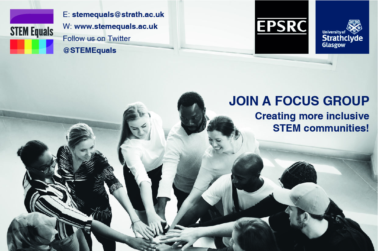 STEM Equals call for participants