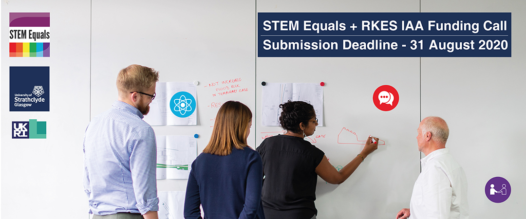 STEM Equals + RKES IAA Funding Call