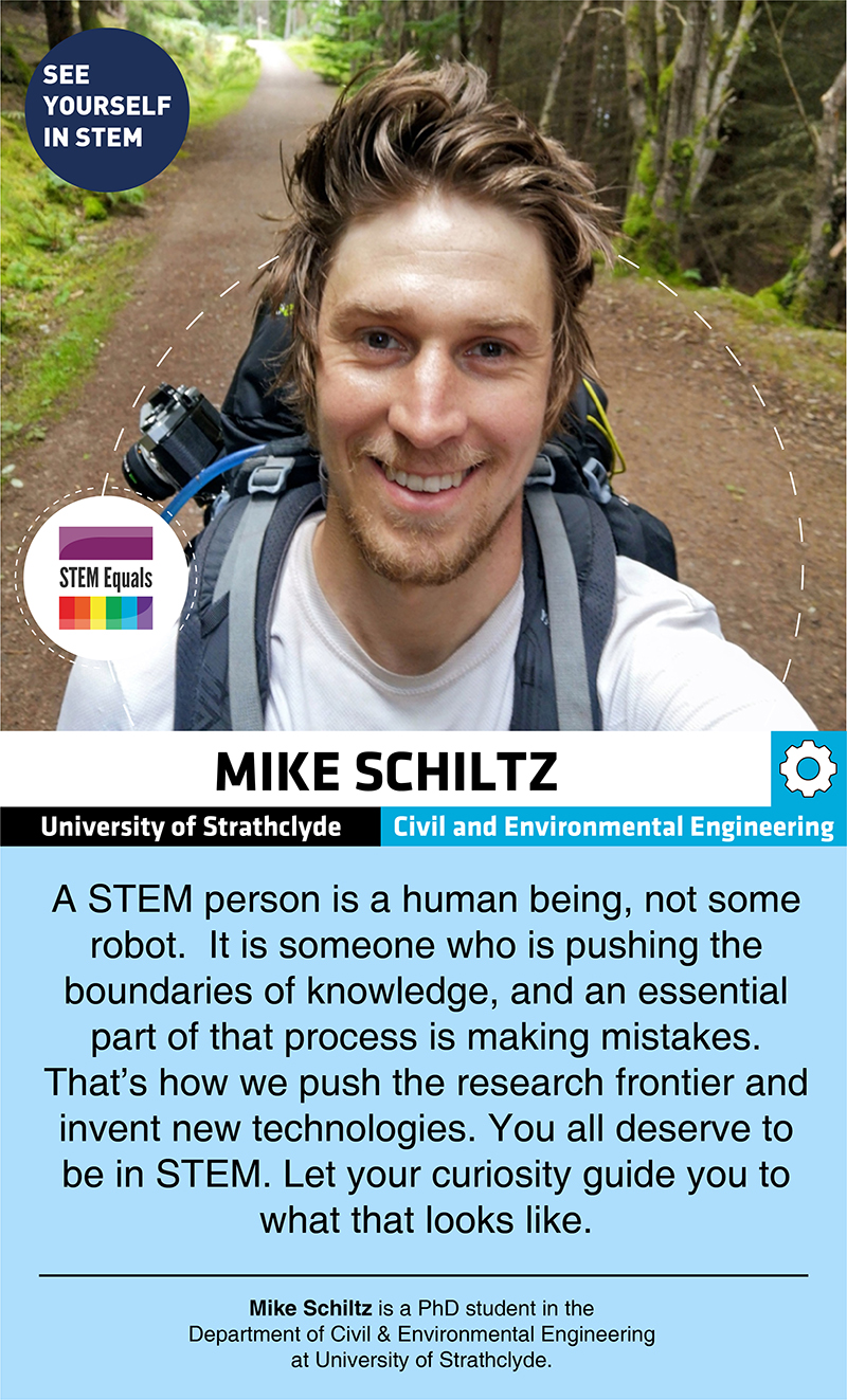 See Yourself in STEM - Mike Schiltz